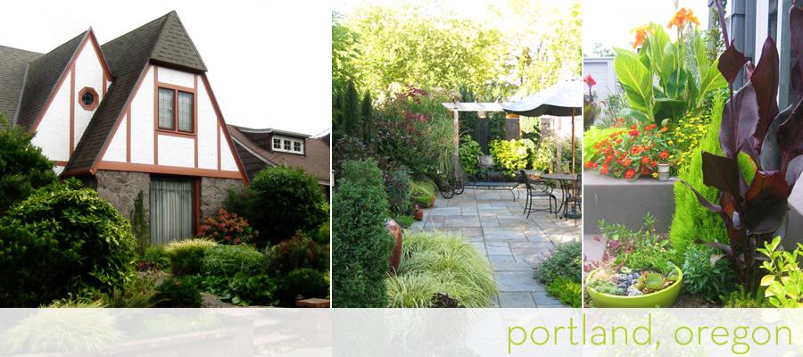 Portland Garden Design Landscape