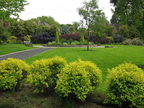 Eastmoreland Garden