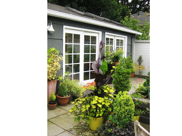 Garden Room Exterior