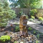 Back Garden After